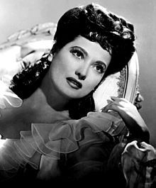 Merle Oberon 1911 - 1979 was an Anglo-Indian actress.She began her film career in British films as Anne Boleyn in The Private Life of Henry VIII (1933). After her success in The Scarlet Pimpernel (1934), United States to make films for Samuel Goldwyn. nominated for an Academy Award for Best Actress for her performance in The Dark Angel (1935). A traffic collision in 1937 caused facial injuries that could have ended her career, but then most renowned performance in Wuthering Heights (1939).