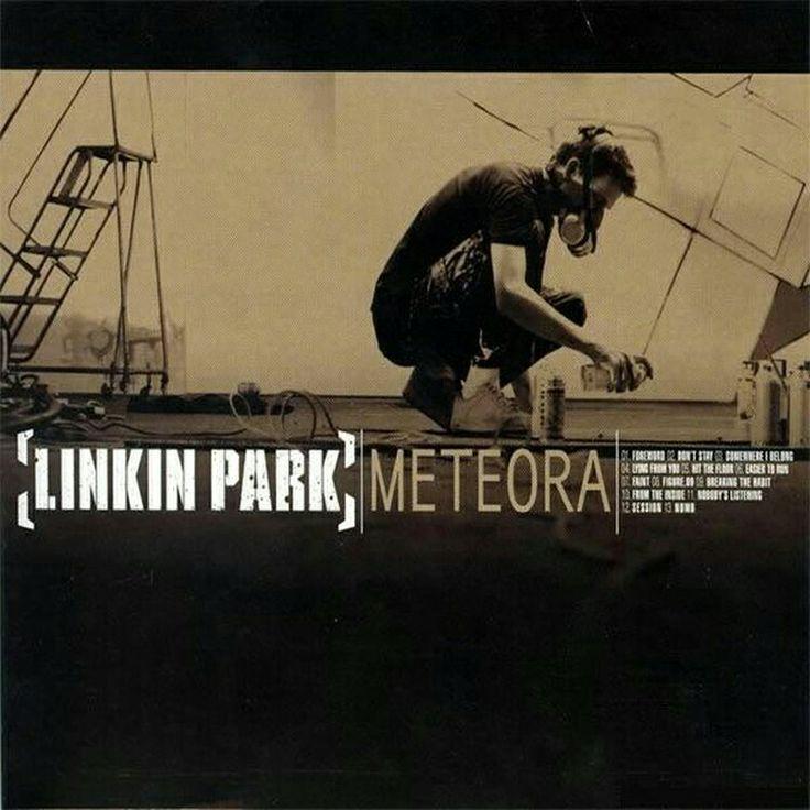 Have this album and every other Linkin Park album