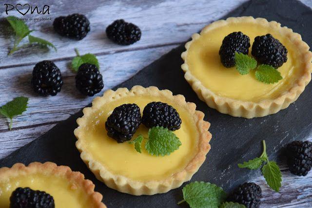 vůně kávy a pastelek: Tartaletky s citronovým krémem
