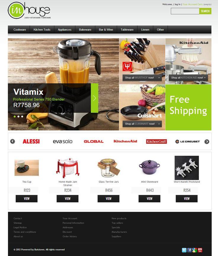 Ecommerce Prestashop Design
