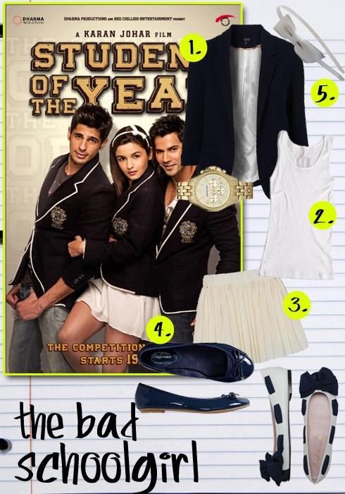 alia bhat school girl | Alia Bhatt, School Girl and Blazers