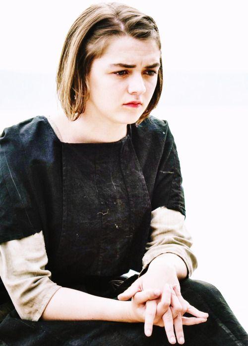"Arya Stark [Game of Thrones, 5x03, ""High Sparrow""]"