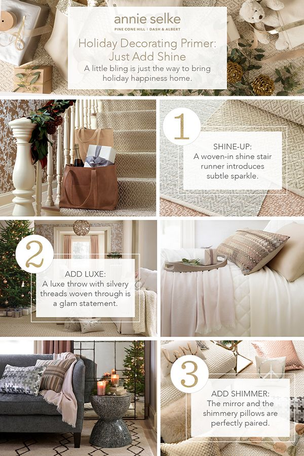 Celebrity home decor holiday style flickering