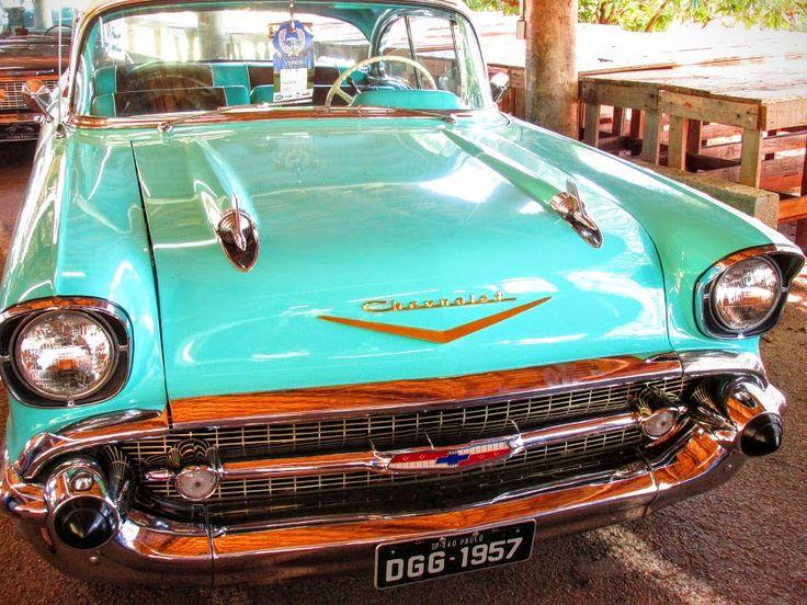 Chverolet Bel Air Coupe Hardtop 1957