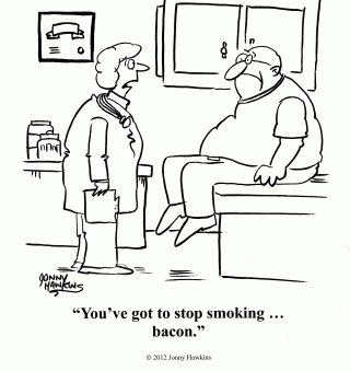16 best Randy Glasbergen and health images on Pinterest