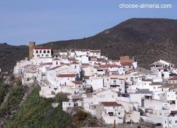 Lijar Pueblo - Almanzora - Almeria