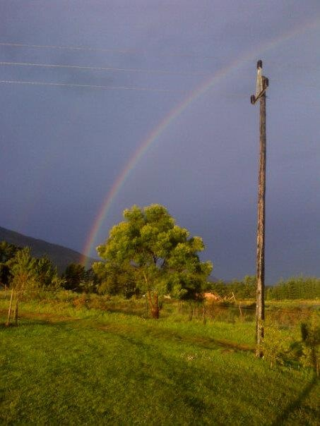 #25Reasons to love #SouthAfrica - thunderstorms in the country.     #Stanford: best kept secret