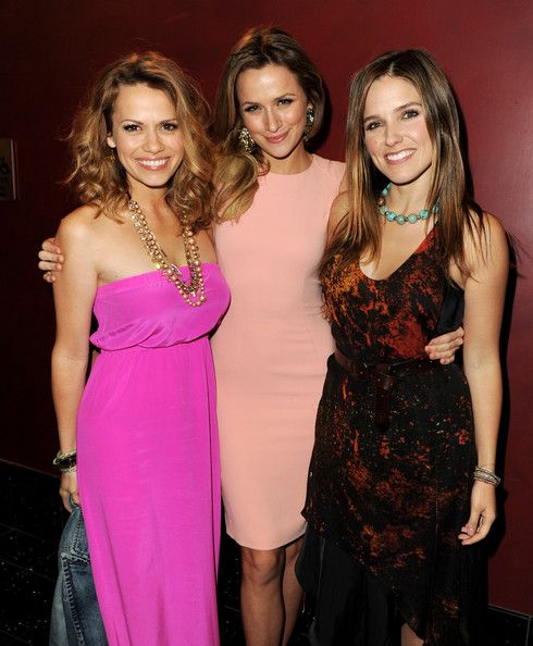 Bethany Joy Lenz, Shantel VanSanten and Sophia Bush