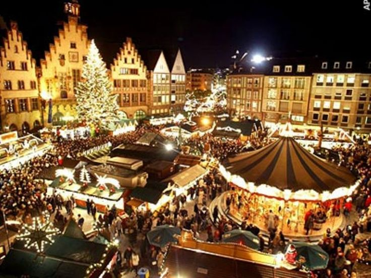 Aachen Christmas Market - Germany