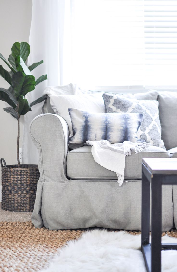 Neutral and Warm Fall Home Tour - Cherished Bliss