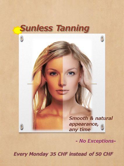 Spray tanning, bronzage sans UV chez Sakura Beauté & Bien etre