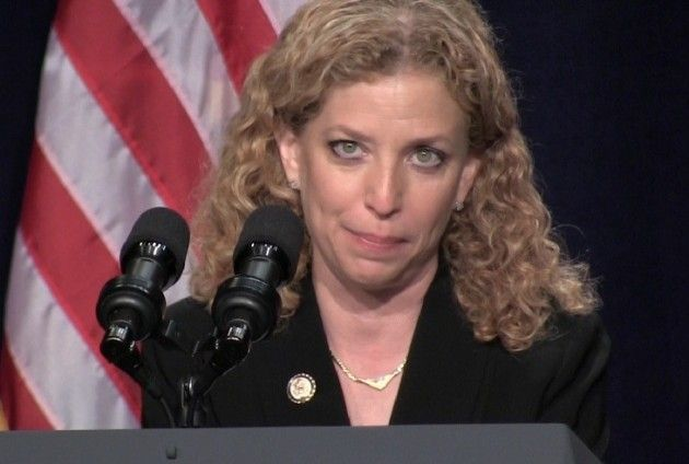 Wasserman Schultz Blames Bush, NRA, and World, for Democratic Party Failures ~~ Of course she does. Sigh. Please, God (seriously), cause her to not be elected to office ever again.