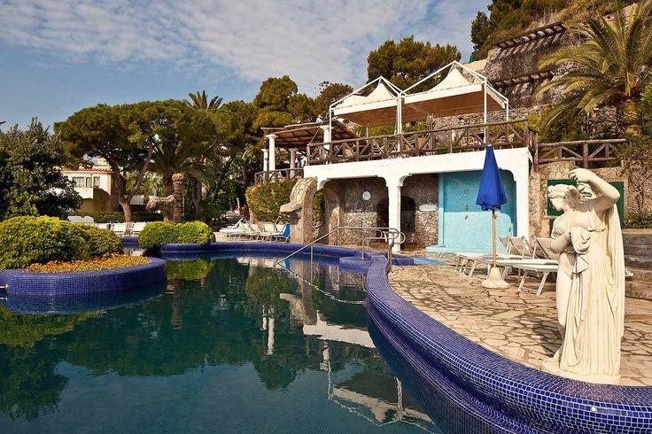 parco termale Aphrodite Maronti - #ischia #terme