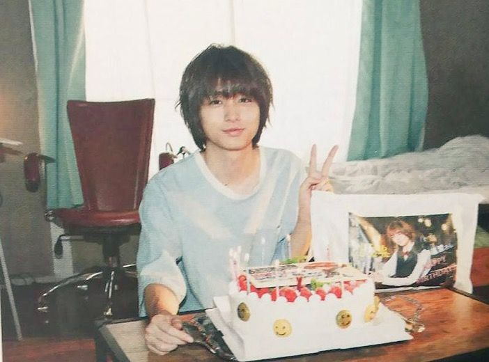 伊野尾慧 Kei Inoo (Hey! Say! JUMP)