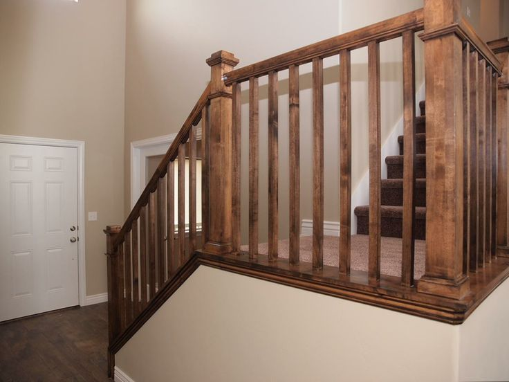 CandlelightHomes.com, Utah Homebuilders, Staircase, Railing, Stairs,  Interior