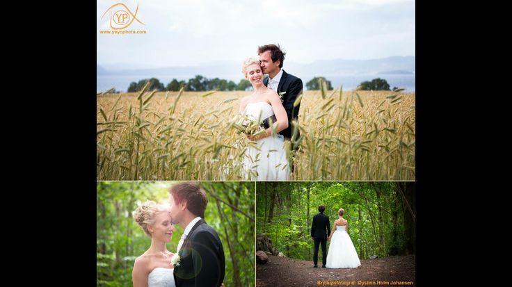Wedding photography, Norway.