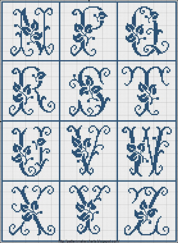 Free Easy Cross, Pattern Maker, PCStitch Charts + Free Historic Old Pattern Books: Fr - Sajou