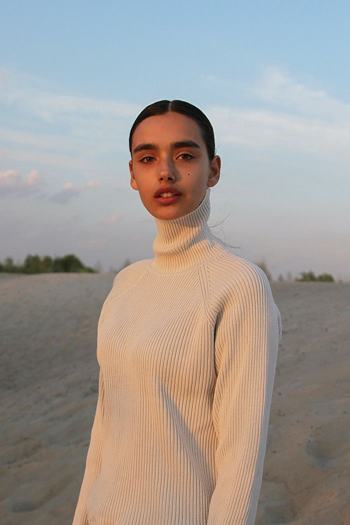 Heather   Fashion, Model, Turtle neck