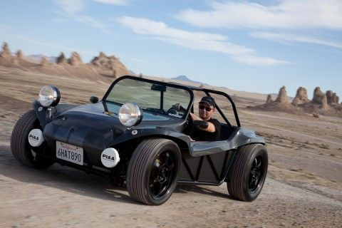 CUSTOM 1970 VW DUNE BUGGY X MOJAVE