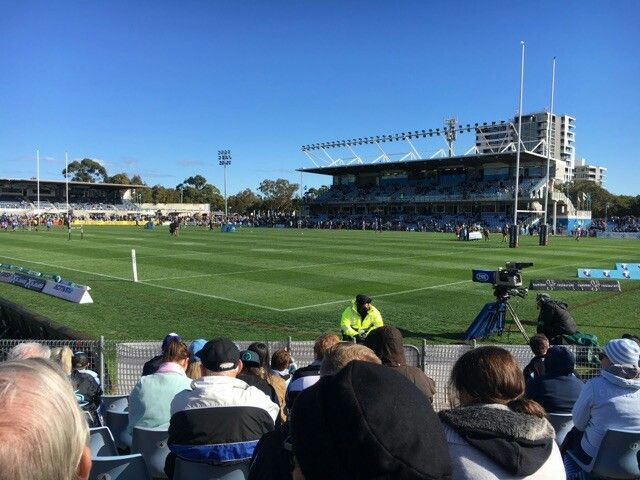 Cronulla Sharkies winning run.
