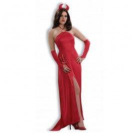 Devil Divine Size Med Large 10 - 14 Ladies Costume