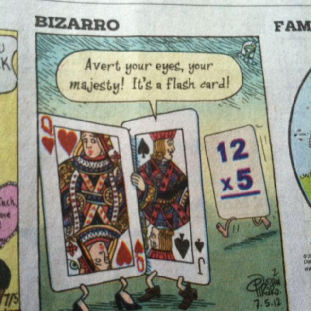 Math teacher humor... U think we can use this one ;) lol @Danielle Voss
