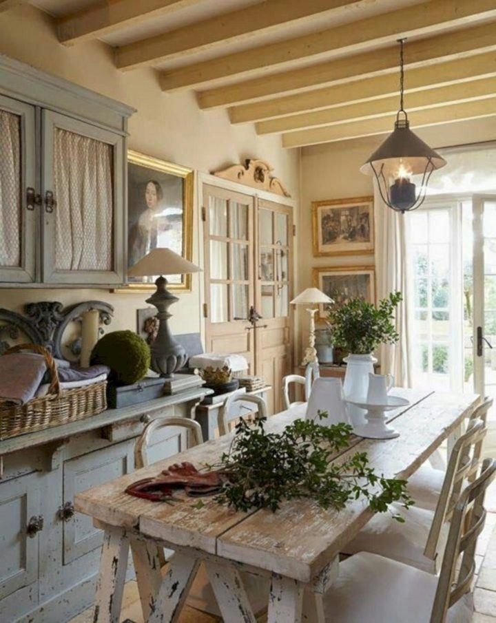 Best Ideas French Country Style Home Designs 34 Countrydecoration French Country Dining Room French Country Dining Room Decor French Country Dining Room Table,Bright Color Combinations For Living Room