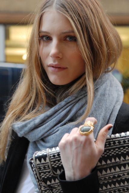ring+scarf+navajo bag