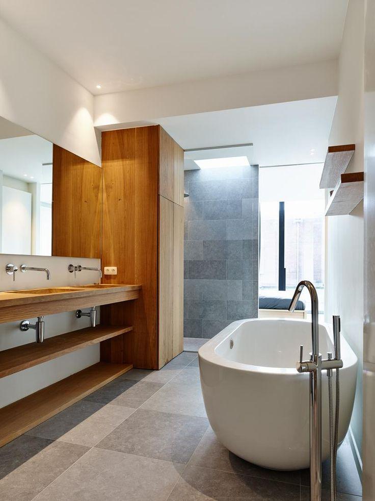house VILY I renovation town house - Ghent | CAS Architecten