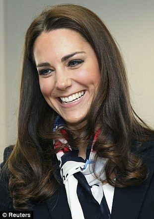The Duchess of Cambridge made a private visit to the Olympic Park in Stratford 15th March 2012