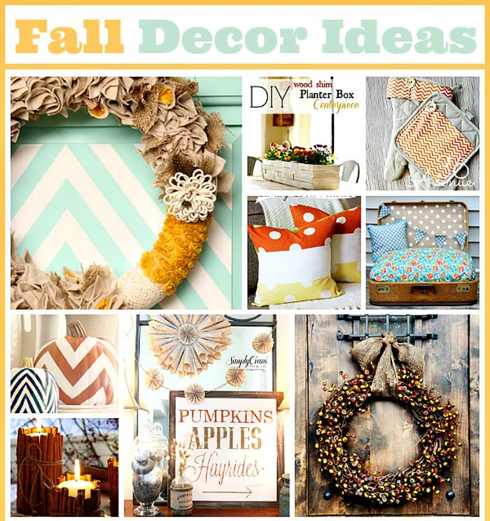 The seasons are changing and Autumn is coming. Your home should change with the seasons and the easiest to do that is to add some seasonal home decor. Today we have pulled together five of our favorite Fall inspired home decor pieces. And, you can find all of them at your local Old Time Pottery!