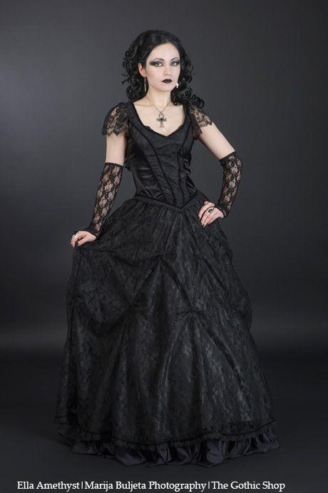 Best 25 Gothic prom dresses ideas on Pinterest  Gothic
