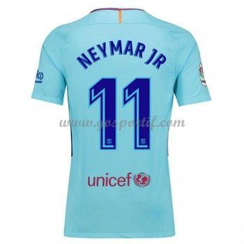 maillot de foot La Liga Barcelona 2017-18 Neymar Jr 11 maillot extérieur