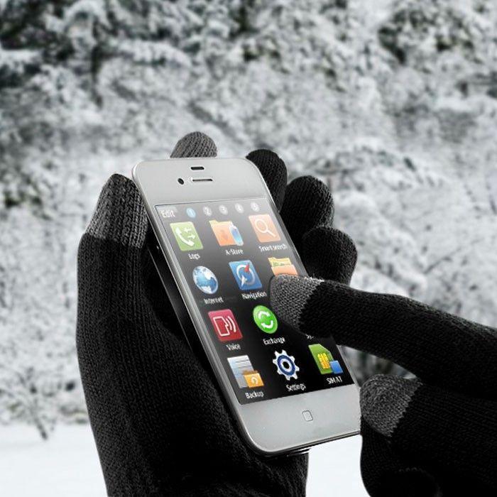 Gyerek méretben, fekete színben kapható. Kényelmes megoldás arra, hogy télen ne kelljen a kesztyűt levéve fagyos újjal nyomkodni a mobiltelefonunk érintőképernyőjét. Minden típusú érintőképernyővel...