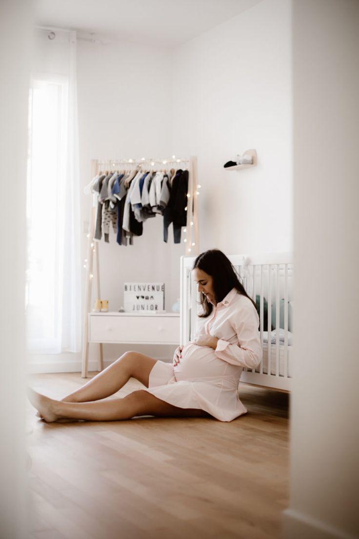 Une séance photo grossesse cocooning à Paris