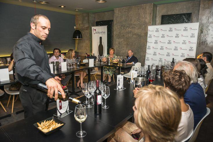 Catas de vinos Valdepeñas