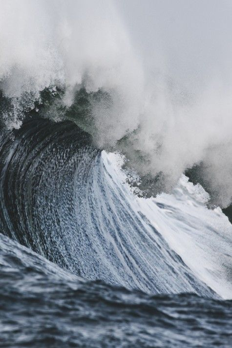pinterest.com/fra411 #ocean - Foam
