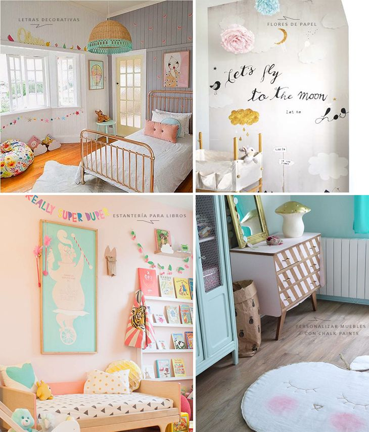 1000 ideas about decorar habitacion infantil on pinterest - Ideas para fotomontajes ...