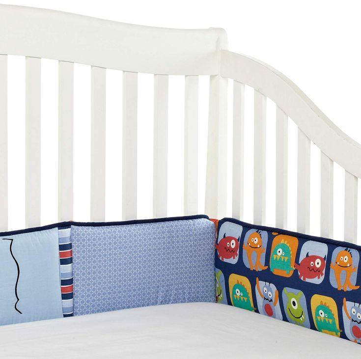 Baby Boy Nursery Decor, Coco Baby Bedding