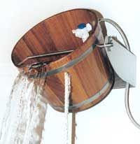 Saunové ochlazovací vědro do sauny 29 litrů