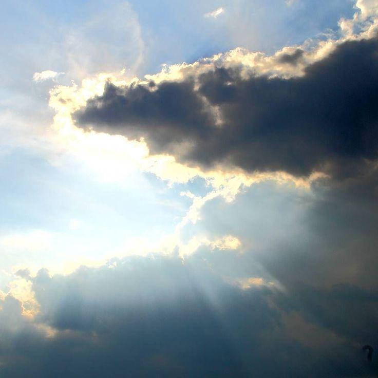 #felhők #nyár #zivatar #clouds #summer #sky #cloudporn #nofilter #canonhun #mik