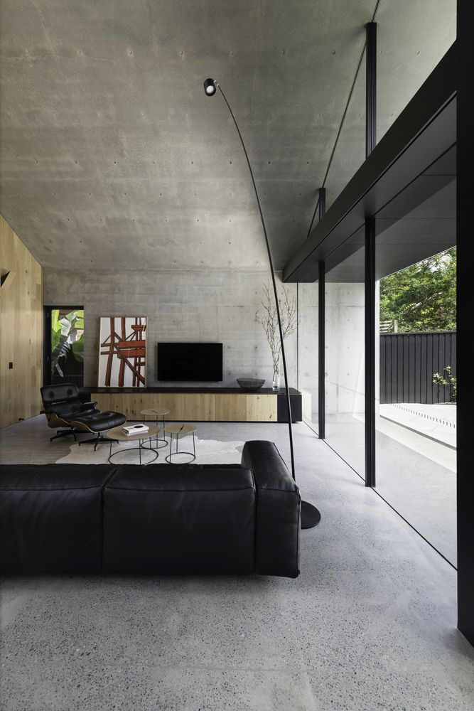 Gallery Of Extruded House Mck Architecture Interiors 30