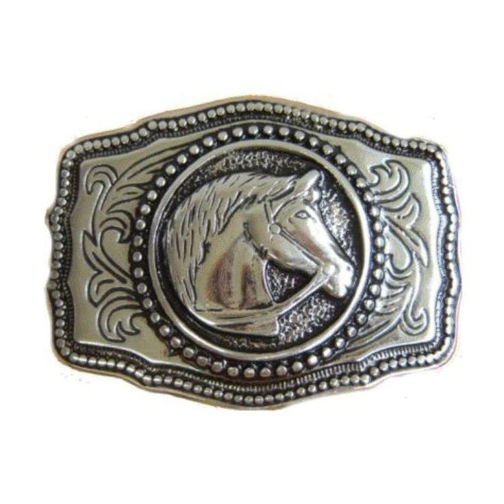 fivela country masculina rodeio cowboy cavalo 1006
