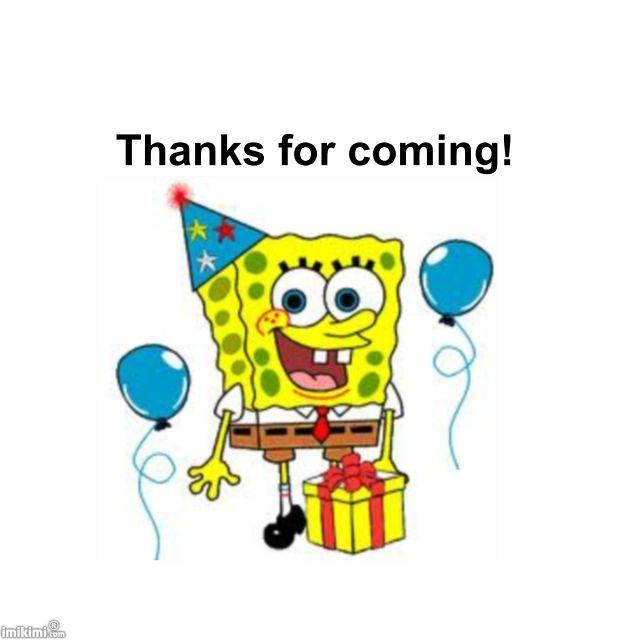 44 besten Sponge Bob Party Bilder auf Pinterest | Sponge bob party ...