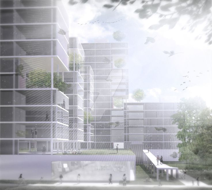 Entrance by Kokoro-Architecture