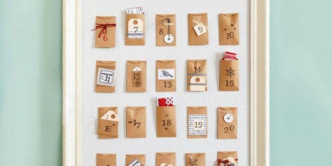 Jak samodzielnie zrobić kalendarz adwentowy?