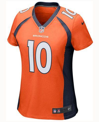 95.00$  Buy now - http://vivev.justgood.pw/vig/item.php?t=9pciexh4812 - Women's Emmanuel Sanders Denver Broncos Game Jersey 95.00$