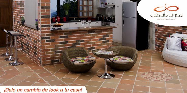 Dale un cambio de look a tu casa con los nuevos productos Casablanca, que te brindaran el espacio deseado. http://goo.gl/xliiR8
