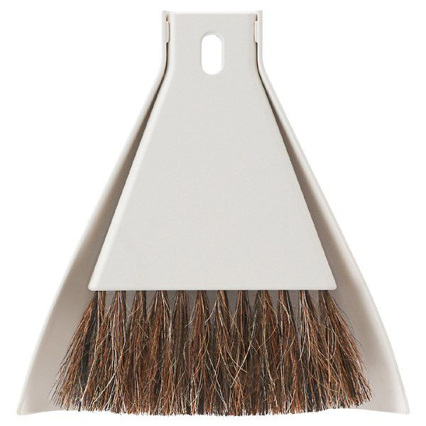 Dustpan & Brush set with hook for wall mounting £4.95 - Muji