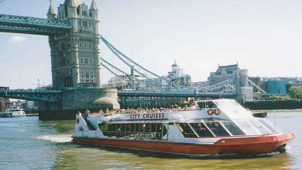 Boat Trip from London Eye to Tower of London or Greenwich - Thames River Cruises